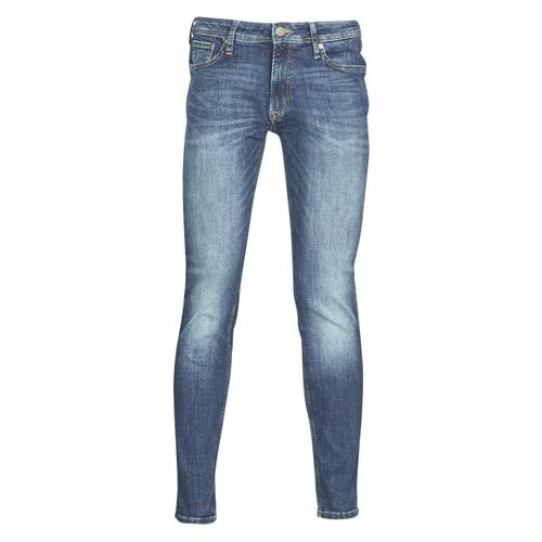 Clothing Men Slim jeans Jack & Jones JJILIAM Blue / Medium