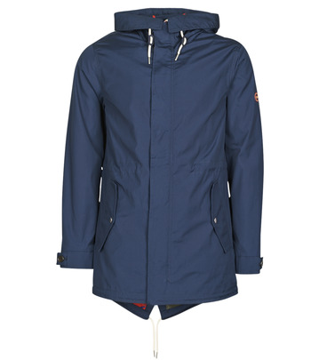 Clothing Men Parkas Jack & Jones JORJOURNEY Marine