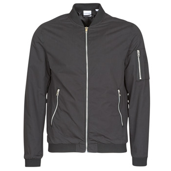 Clothing Men Jackets Jack & Jones JJERUSH Black