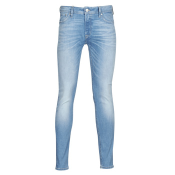 Clothing Men slim jeans Jack & Jones JJILIAM Blue / Clear