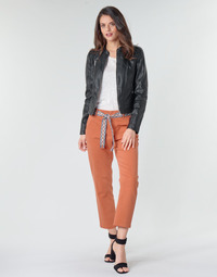 Clothing Women Chinos Vero Moda VMSVEA Brick