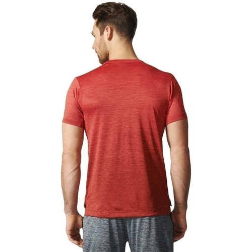 .co.uk  Freelift Gradient Tee  adidas Originals  short-sleeved t-shirts  men  red