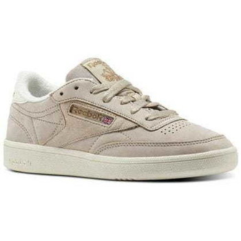 Shoes Women Low top trainers Reebok Sport Club C 85 Vtg Beige