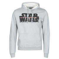 Clothing Men sweaters Casual Attitude Star Wars Bar Code Grey