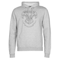 Clothing Men sweaters Casual Attitude HOGWARTS BLAZON Grey
