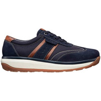 Shoes Men Low top trainers Joya DAVID M BLUE