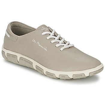 Shoes Women Low top trainers TBS JAZARU Grey