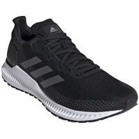 Shoes Men Low top trainers adidas Originals Solar Blaze Black