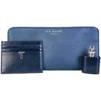 Bags Men Wallets Ted Baker HIPP_navyblue blue