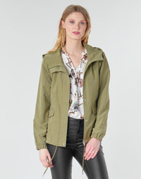 Clothing Women Jackets / Blazers JDY JDYHAZEL Kaki