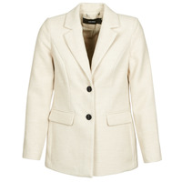 Clothing Women coats Vero Moda VMCALA White