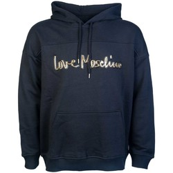 Clothing Men Sweaters Love Moschino M656001M3875_c74black black