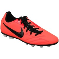 Shoes Children Football shoes Nike JR T90 Exacto IV FG Black,Red