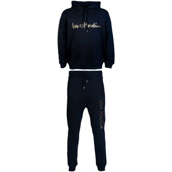Clothing Men Tracksuits Love Moschino M656001M3875M108730M3875_c74black black
