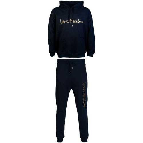 Clothing Men Tracksuits Love Moschino M656001M3875M108730M3875_c74black black
