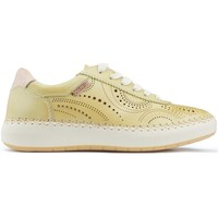 Shoes Women Low top trainers Pikolinos MESINA W6B shoes YELLOW