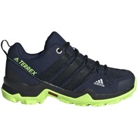 Shoes Children Low top trainers adidas Originals Terrex AX2R K Black,Navy blue