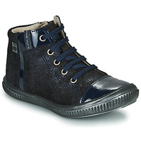 Shoes Girl Hi top trainers GBB OUNA Blue