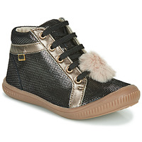 Shoes Girl Hi top trainers GBB ISAURE Black