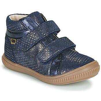 Shoes Girl Hi top trainers GBB EDEA Blue