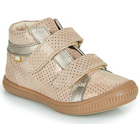 Shoes Girl Hi top trainers GBB EDEA Beige