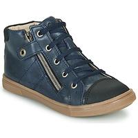 Shoes Boy Hi top trainers GBB KAMIL Blue