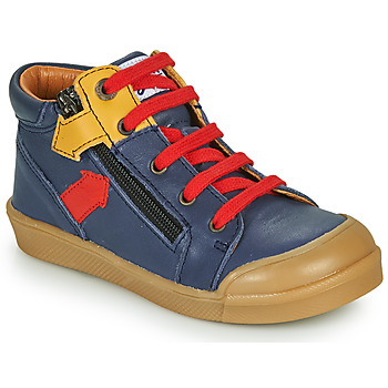Shoes Boy Hi top trainers GBB IONNIS Blue