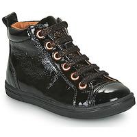 Shoes Girl Hi top trainers GBB INNA Black