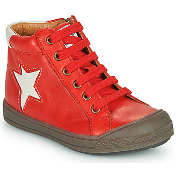 Shoes Boy Hi top trainers GBB KASSIO Red