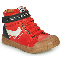 Shoes Boy Hi top trainers GBB BAO Red