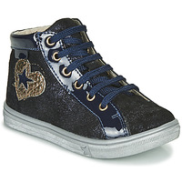 Shoes Girl Hi top trainers GBB MARTA Blue