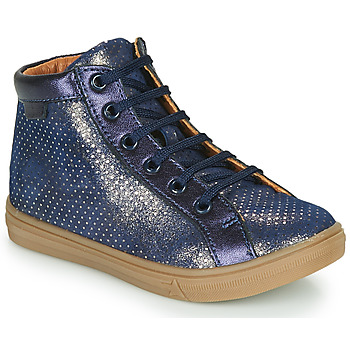 Shoes Girl Hi top trainers GBB PHILEMA Blue