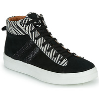 Shoes Girl Hi top trainers GBB KIBEL Black
