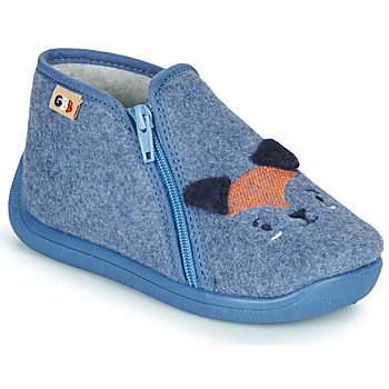 Shoes Boy Slippers GBB KITRA Blue