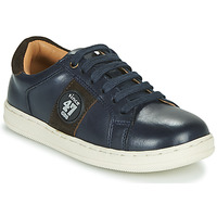 Shoes Boy Low top trainers GBB MIRZO Marine