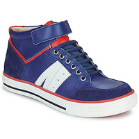 Shoes Boy Hi top trainers GBB ALIMO Blue