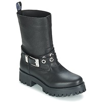 Shoes Women Mid boots Love Moschino GROGI Black