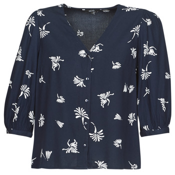 Clothing Women Shirts Vero Moda VMJILLEY Marine