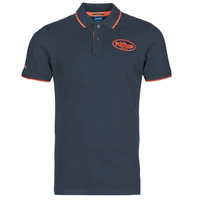 Clothing Men Short-sleeved polo shirts Jack & Jones JORAYDON Marine