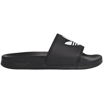 Shoes Children Tap-dancing adidas Originals Adilette Lite J Black