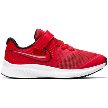 Shoes Children Low top trainers Nike Star Runner 2 Red