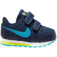 Shoes Children Low top trainers Nike MD Runner 2