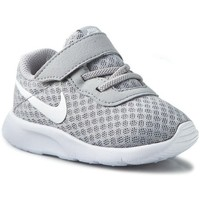 Shoes Children Low top trainers Nike Tanjun Tdv Grey