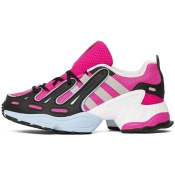 Shoes Women Low top trainers adidas Originals Eqt Gazelle W Black,Pink