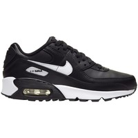 Shoes Children Low top trainers Nike Air Max 90 Ltr GS Black