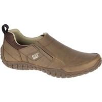 Shoes Men Loafers Caterpillar Opine Beige