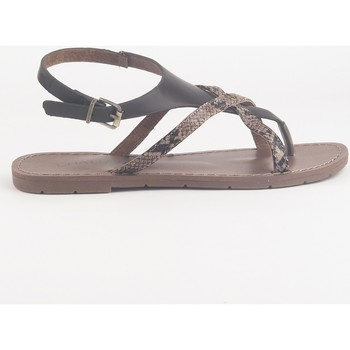 Shoes Women Sandals Chattawak Sandale  9-PATOU  CHOCO Brown