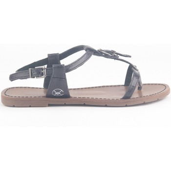 Shoes Women Sandals Chattawak Sandale 9-ZHOE Noir Black
