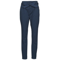 Clothing Women 5-pocket trousers Vero Moda VMEVA Marine