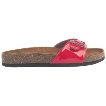 Shoes Women Mules Chattawak Mule  9-OPALINE Rouge Vernis Red
